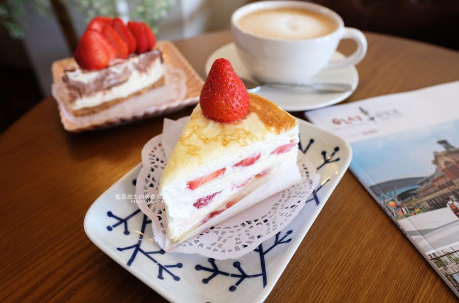 20190212005417 16 - 此時甜點店│海線美食人氣千層蛋糕,想吃早點來,不然就看到粉絲頁公告甜點售完了喔
