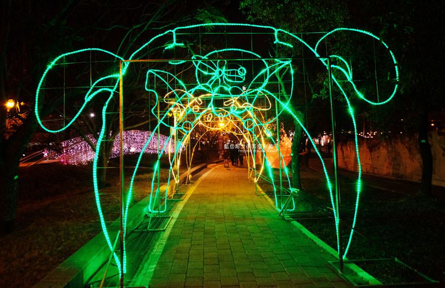 20190213235117 6 - 2019中台灣元宵燈會-新打卡點創意皮克區,還有限量飛天豬小提燈發放時間和晚會活動及交通資訊