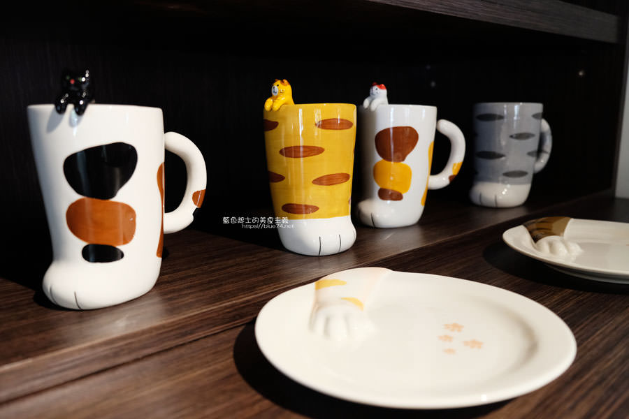 20190218115715 97 - NMU幸卉文學咖啡Nice to meet you-台中文學館裡的咖啡甜點時光