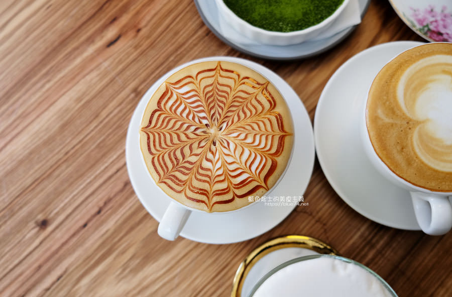 20190218115718 93 - NMU幸卉文學咖啡Nice to meet you-台中文學館裡的咖啡甜點時光