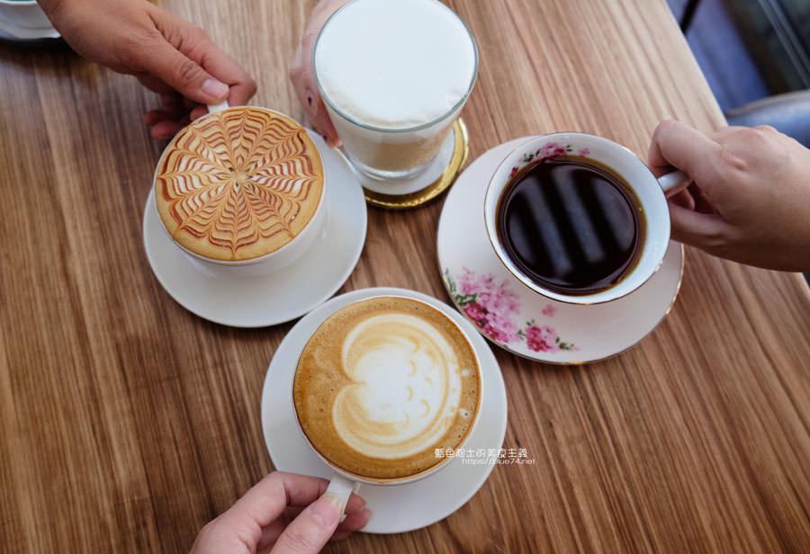 20190218115719 55 - NMU幸卉文學咖啡Nice to meet you-台中文學館裡的咖啡甜點時光