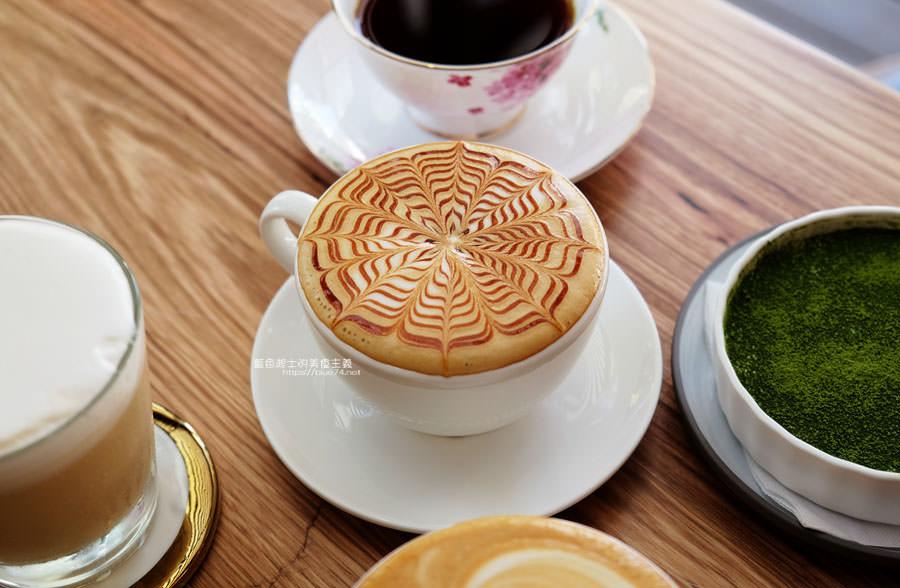 20190218115719 59 - NMU幸卉文學咖啡Nice to meet you-台中文學館裡的咖啡甜點時光