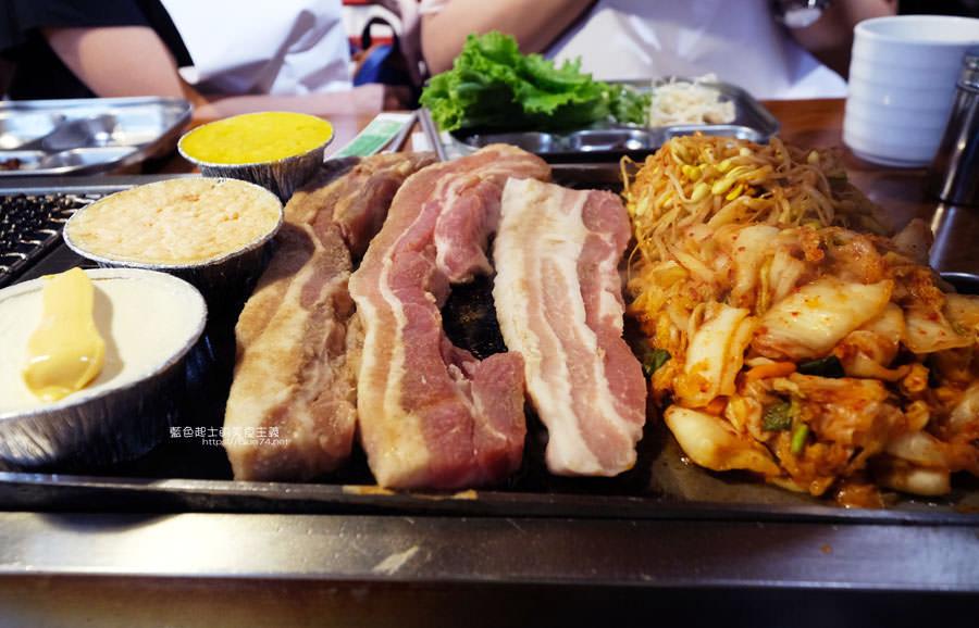 20190220015449 6 - 俺達の肉屋-日本和牛專門店,肉品與服務都不錯的台中日式燒肉,貼心桌邊幫烤