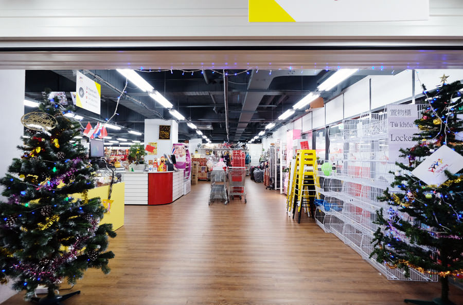 20190223154811 59 - Big King Shopping Center-不用出國就能買到東南亞餅乾、零食、咖啡、調味料,貼心分國別擺放