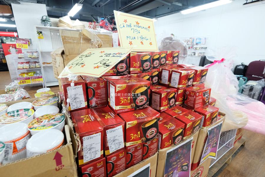 20190223154812 19 - Big King Shopping Center-不用出國就能買到東南亞餅乾、零食、咖啡、調味料,貼心分國別擺放