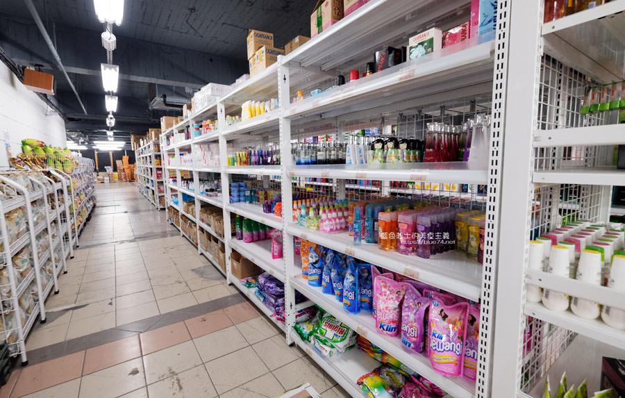 20190223154818 24 - Big King Shopping Center-不用出國就能買到東南亞餅乾、零食、咖啡、調味料,貼心分國別擺放