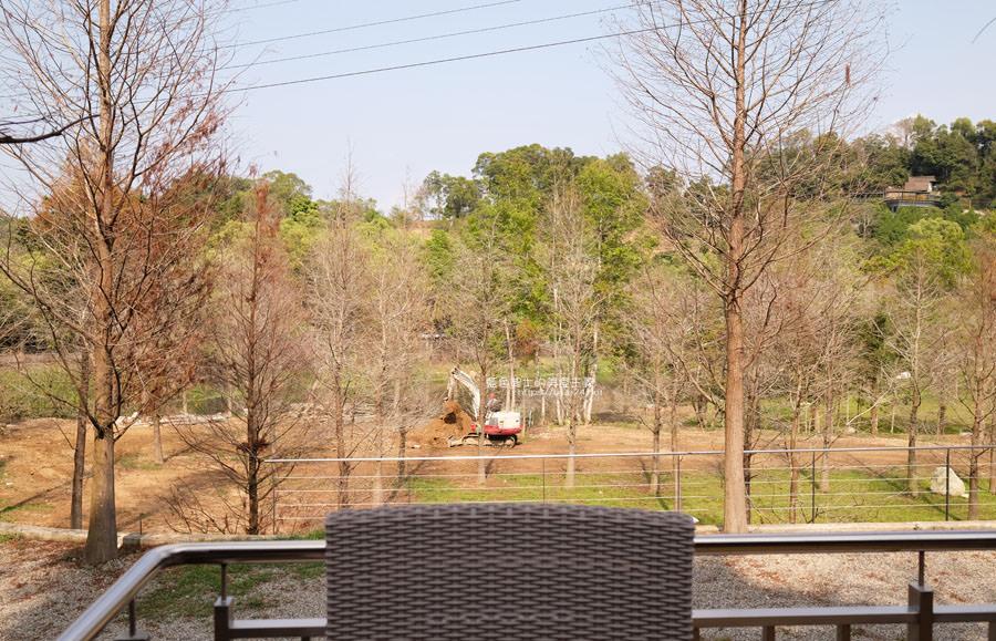 20190226144113 93 - 松之戀-近400株落羽松森林和湖岸景觀,賞櫻之後來份下午茶吧