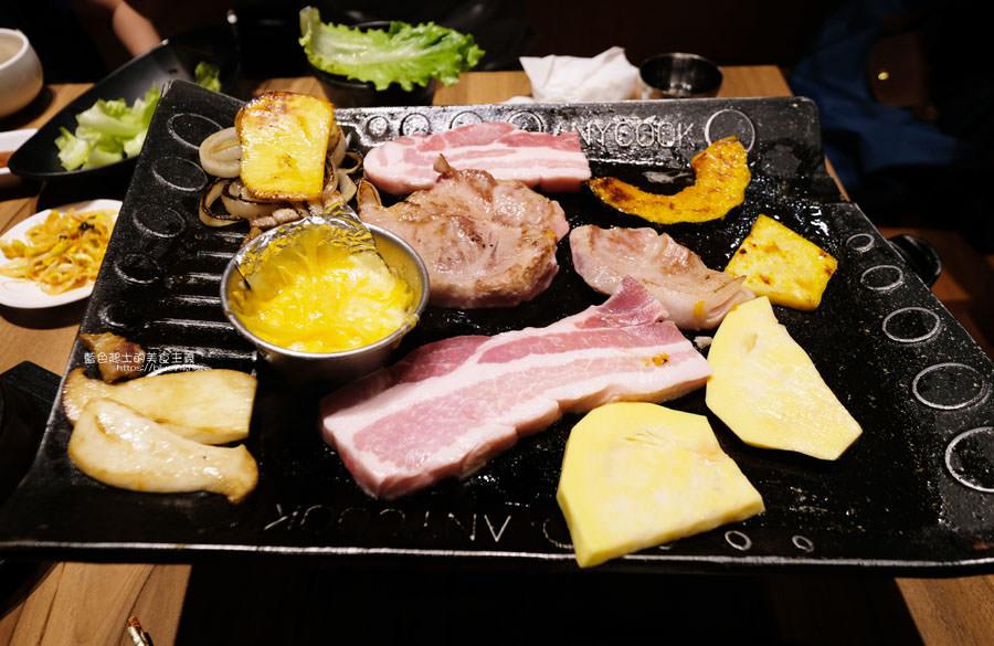 20190226173755 67 - 俺達の肉屋-日本和牛專門店,肉品與服務都不錯的台中日式燒肉,貼心桌邊幫烤