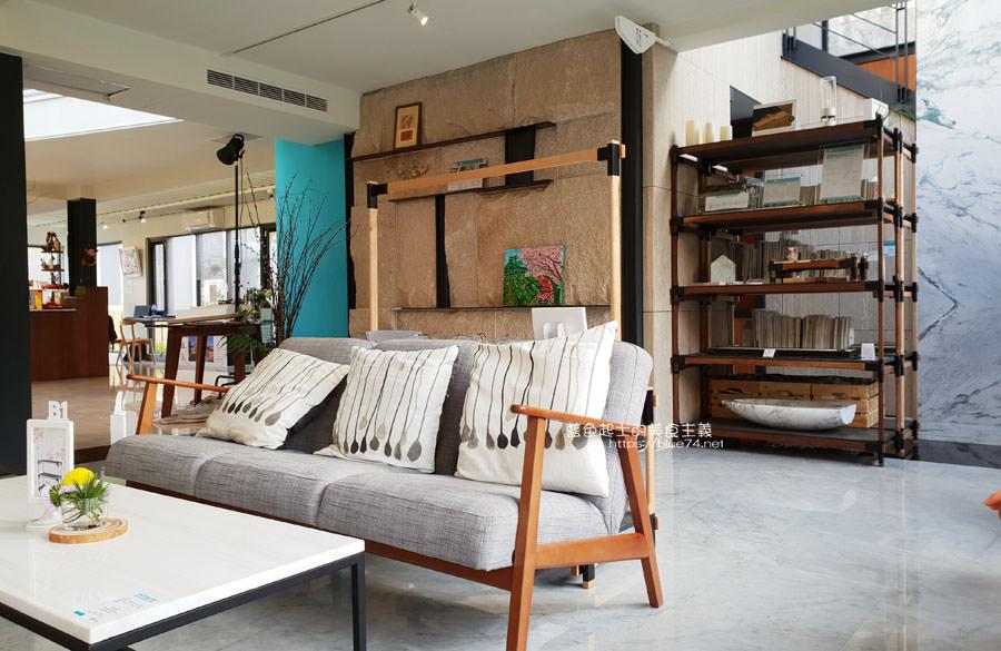 20190305013820 43 - 米石里│除了輕食,還有居家石材和實木設計傢俱的展示,空間美學自己來