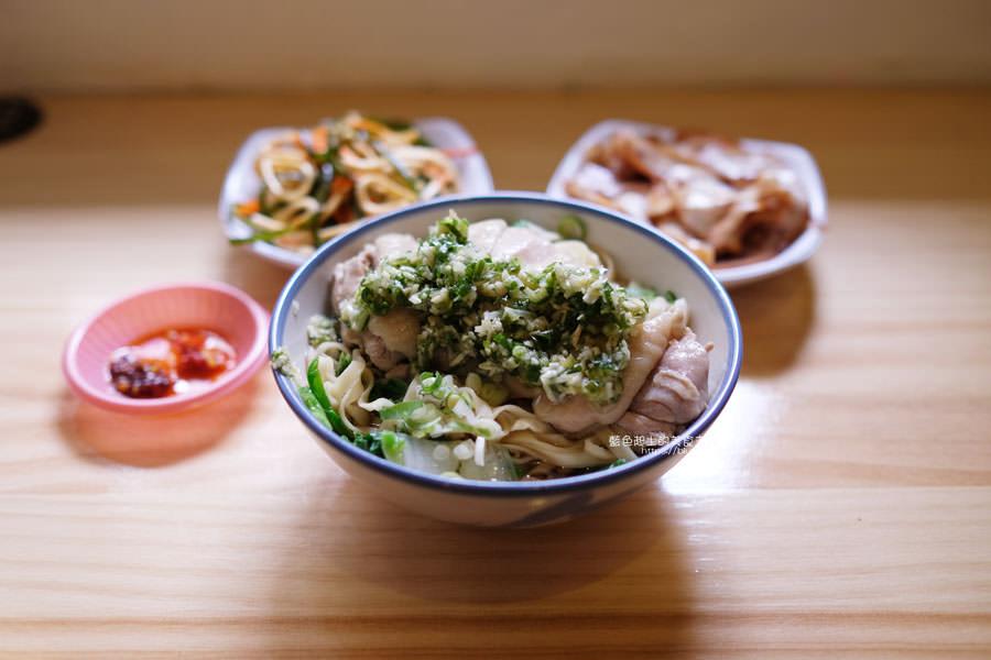 20190309013953 14 - 桂蘭麵-隱身台中巷弄溫和低調老屋賣著美味麵食