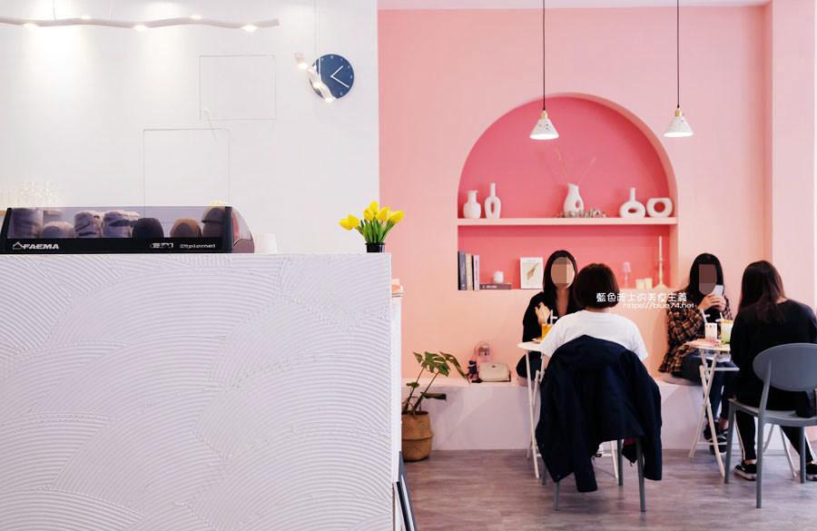 20190312012445 2 - Chill Chill cafe&food-韓風粉色系早午餐咖啡館,IG熱點網美必拍