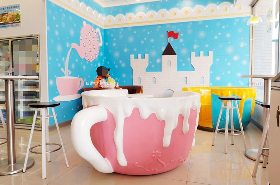 20190322020724 56 - 711后旺門市,粉嫩色夢幻咖啡杯座來囉,你喜歡哪一個