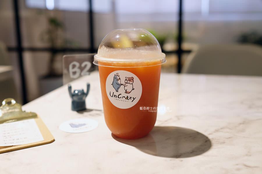 20190331010918 24 - UnCrazy這裏勿瘋-霧峰人氣韓系網美打卡早午餐店,柔和藍色舒適空間