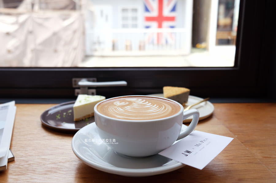 20190423154505 43 - J.W. x Mr Pica-J.W.CAFE遇上喜鵲先生,咖啡和選物與空間結合,審計新村旁
