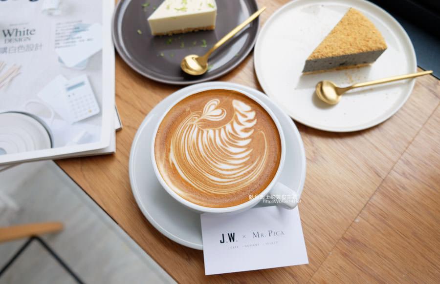 20190423154505 59 - J.W. x Mr Pica-J.W.CAFE遇上喜鵲先生,咖啡和選物與空間結合,審計新村旁