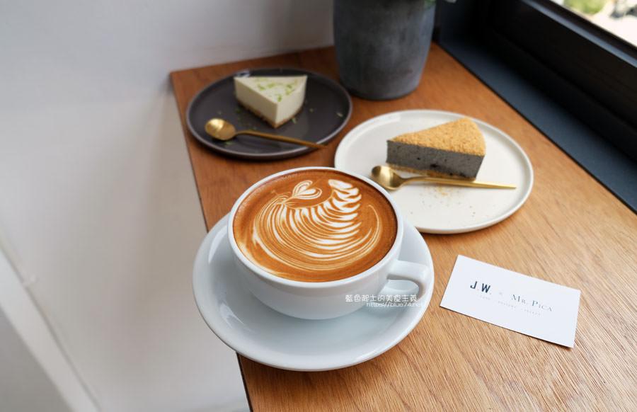 20190423154506 19 - J.W. x Mr Pica-J.W.CAFE遇上喜鵲先生,咖啡和選物與空間結合,審計新村旁