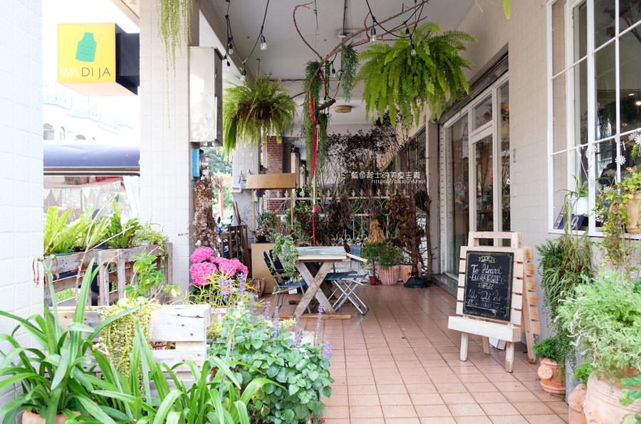 20190423222347 78 - WA DI JA-藏身唯美花藝店二樓地點,全日早午餐和下午茶,近審計新村和國美館