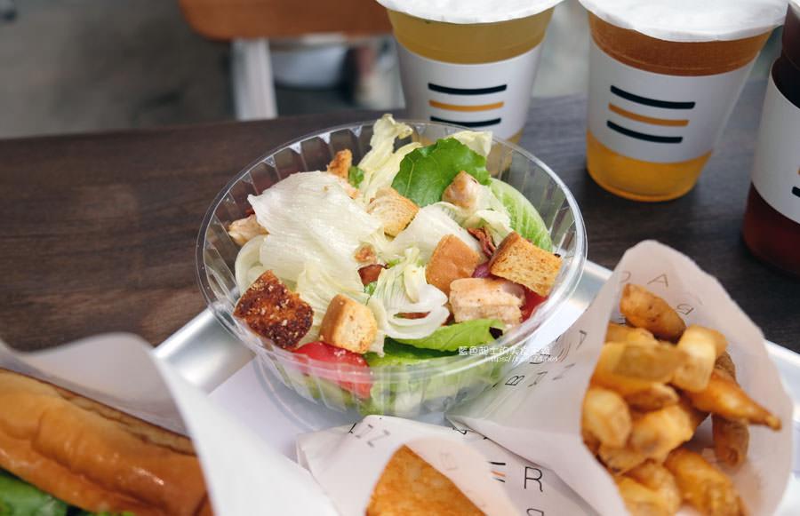 20190503111409 19 - 早伴漢堡Zaoban Burger-早伴早餐推出速食新風格,台中美術館商圈美食推薦