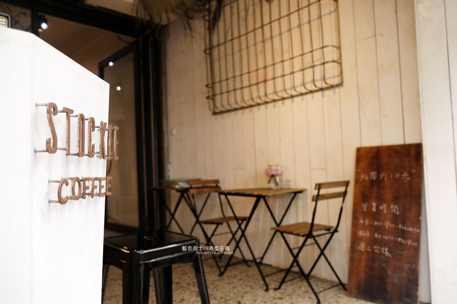 20190508132346 63 - Stockie Coffee-從咖啡車到騎樓店面,與花穀子花藝設計工作室的複合空間