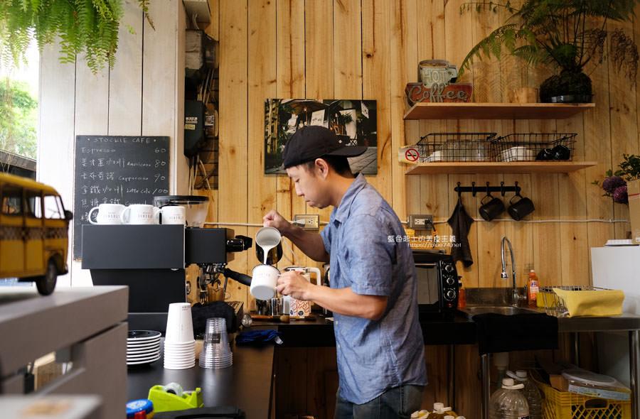 20190508132347 81 - Stockie Coffee-從咖啡車到騎樓店面,與花穀子花藝設計工作室的複合空間