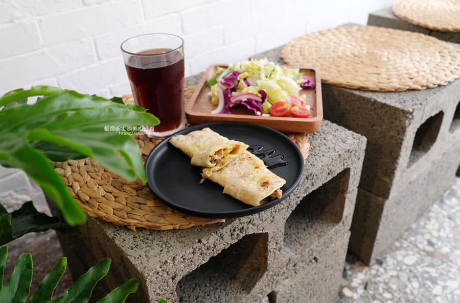 20190508142928 22 - 木林森早午餐-來吃早午餐,綠意點綴,餐具有質感,推粉漿蛋餅