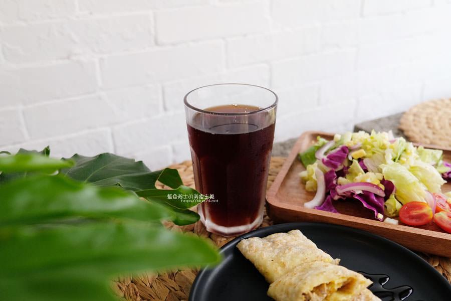 20190508142928 4 - 木林森早午餐-來吃早午餐,綠意點綴,餐具有質感,推粉漿蛋餅