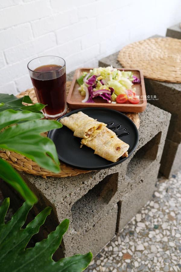 20190508142929 38 - 木林森早午餐-來吃早午餐,綠意點綴,餐具有質感,推粉漿蛋餅