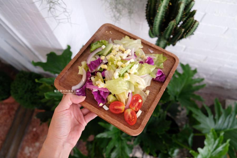 20190508142931 61 - 木林森早午餐-來吃早午餐,綠意點綴,餐具有質感,推粉漿蛋餅