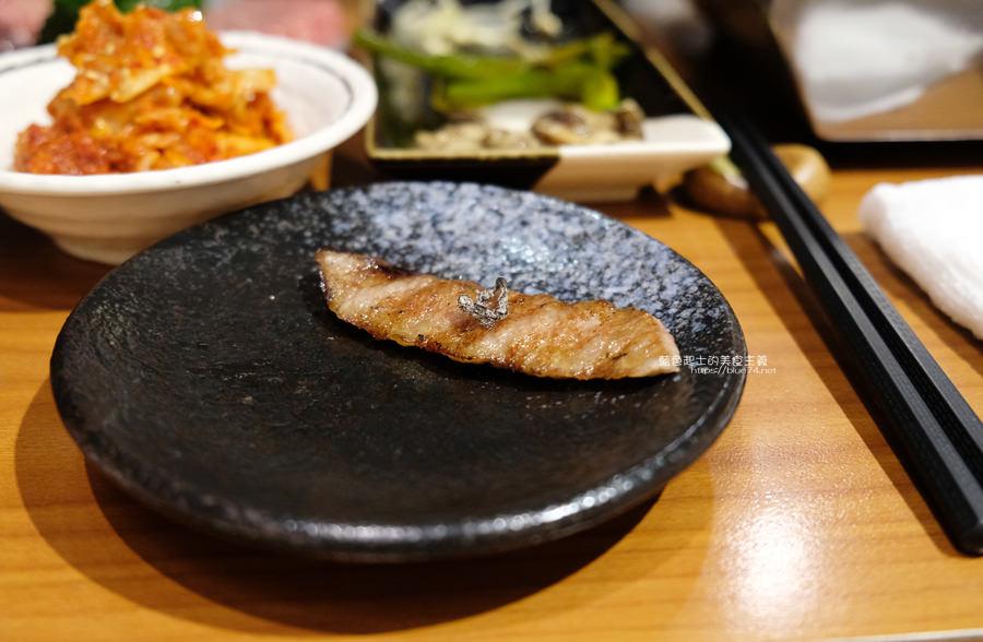 20190525155258 14 - 俺達の肉屋-日本和牛專門店,肉品與服務都不錯的台中日式燒肉,貼心桌邊幫烤