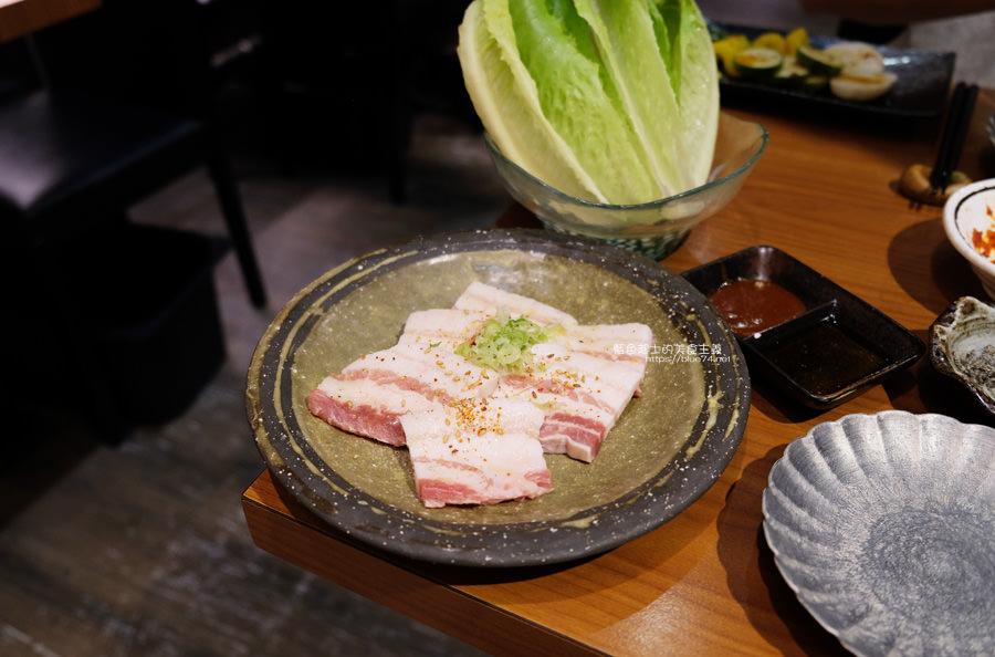 20190525155304 4 - 俺達の肉屋-日本和牛專門店,肉品與服務都不錯的台中日式燒肉,貼心桌邊幫烤