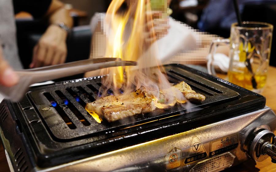 20190525155305 34 - 俺達の肉屋-日本和牛專門店,肉品與服務都不錯的台中日式燒肉,貼心桌邊幫烤