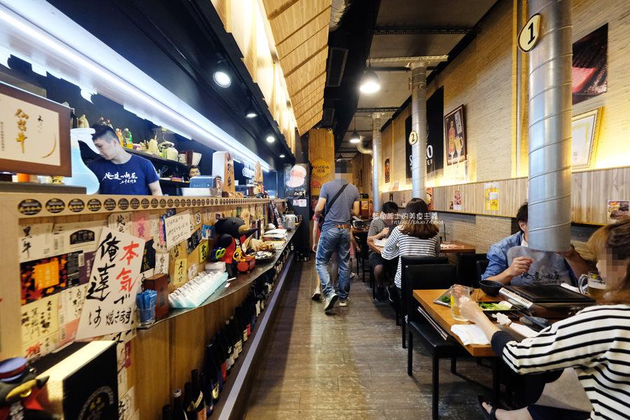 20190525233807 22 - 俺達の肉屋-日本和牛專門店,肉品與服務都不錯的台中日式燒肉,貼心桌邊幫烤