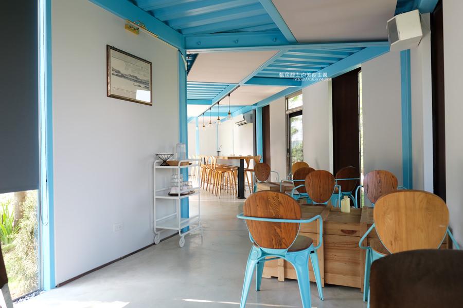 20190601010858 93 - 布魯諾咖啡│座落在藍色公路旁的落羽松景觀餐廳,二樓可欣賞夕陽與夜景