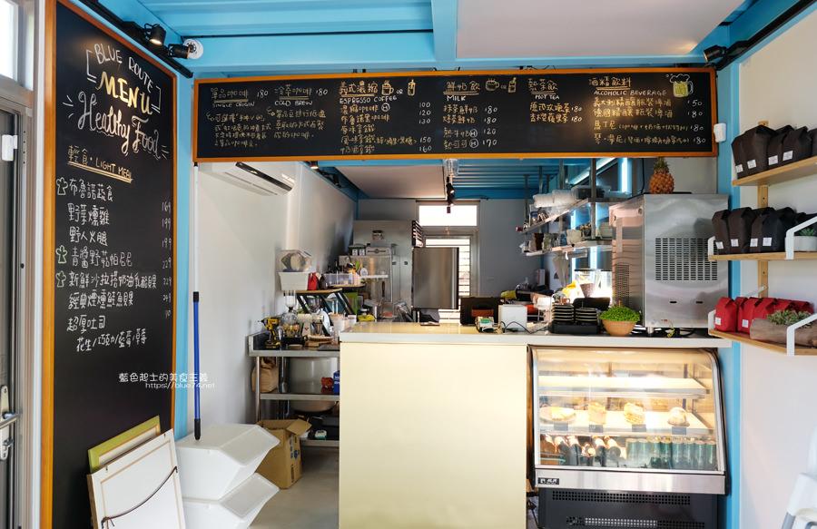 20190601010908 94 - 布魯諾咖啡│座落在藍色公路旁的落羽松景觀餐廳,二樓可欣賞夕陽與夜景