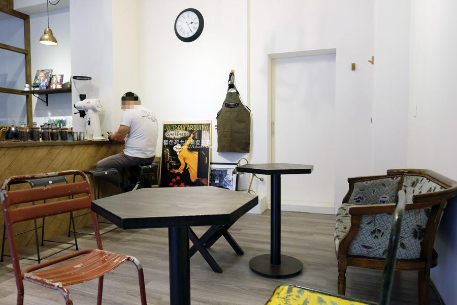 20190605234315 89 - Gatewell Coffee Roasters│重新裝潢新面貌,復古元件、百元以下咖啡價格,還不限時喔