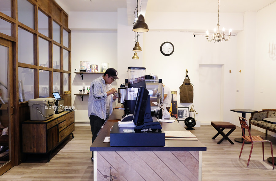 20190605234318 25 - Gatewell Coffee Roasters│重新裝潢新面貌,復古元件、百元以下咖啡價格,還不限時喔