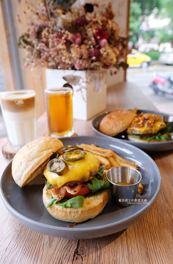 20190624010645 16 - GO HOME食研室-早午餐和漢堡為主,食材用心料理好吃,有喜歡