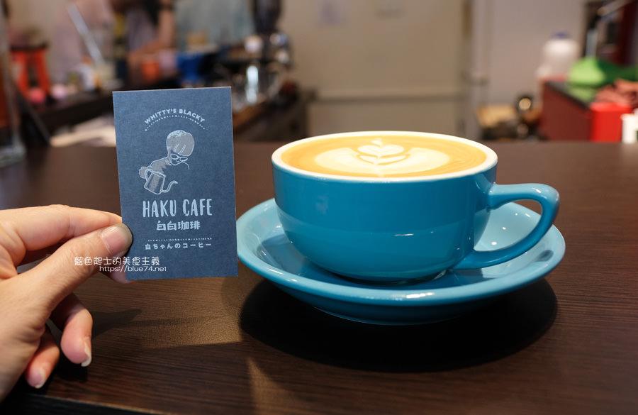 20190627124707 58 - 白白咖啡-太平超隱密巷弄咖啡館,店貓陪你度過咖啡時光