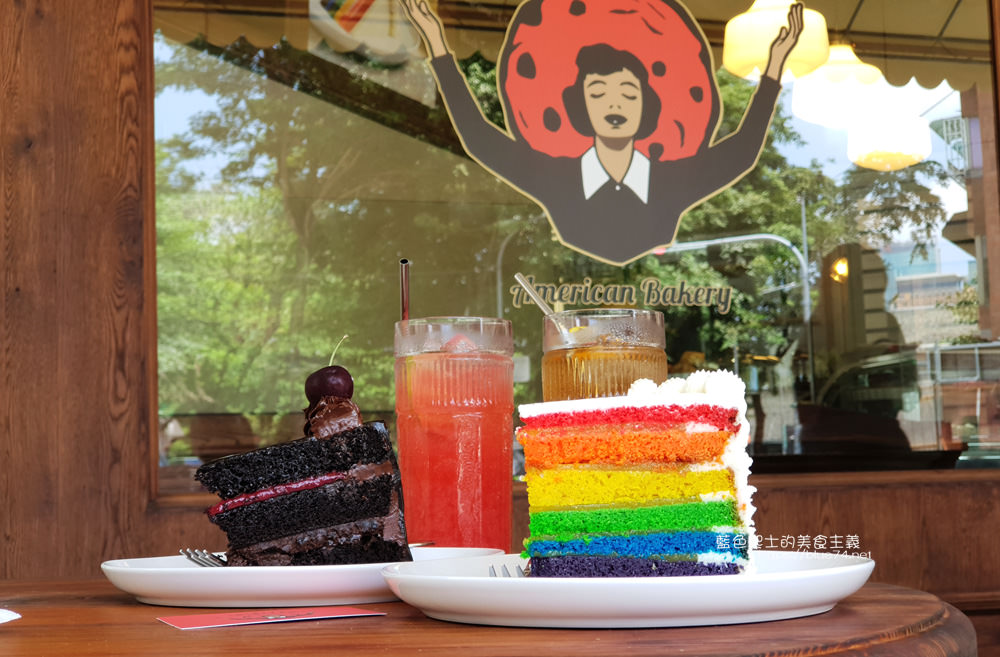20190730234532 75 - Spirited-漂亮混血姊妹開的美式復古風格餅乾甜點專賣店,近美術館