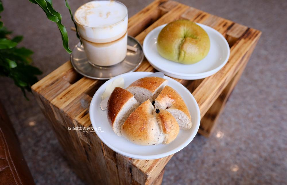 彰化美食│Wonderfool cafe-限量的好吃貝果,搭配咖啡,就是美好的早午餐