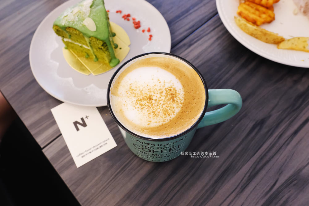 20190819120255 22 - Nplus cafe'台中科博館前早午餐、手作甜點、咖啡茶飲和三明治