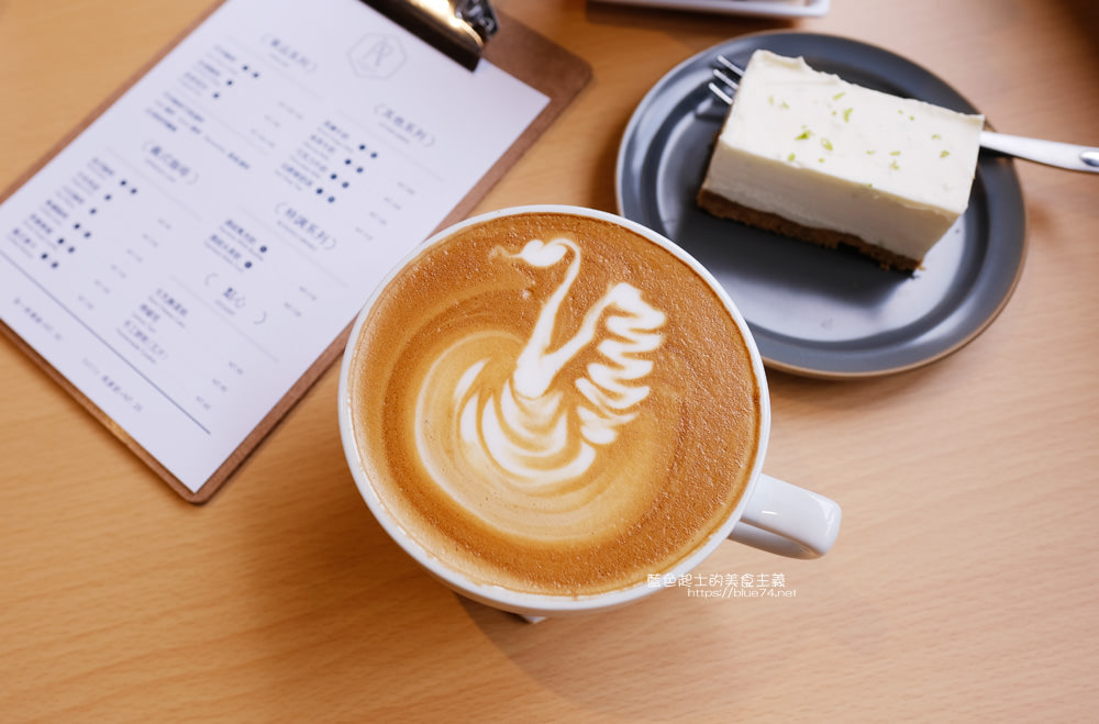 台中大里│波紋咖啡-舒適享受咖啡和甜點的空間,大里喝咖啡的新地方