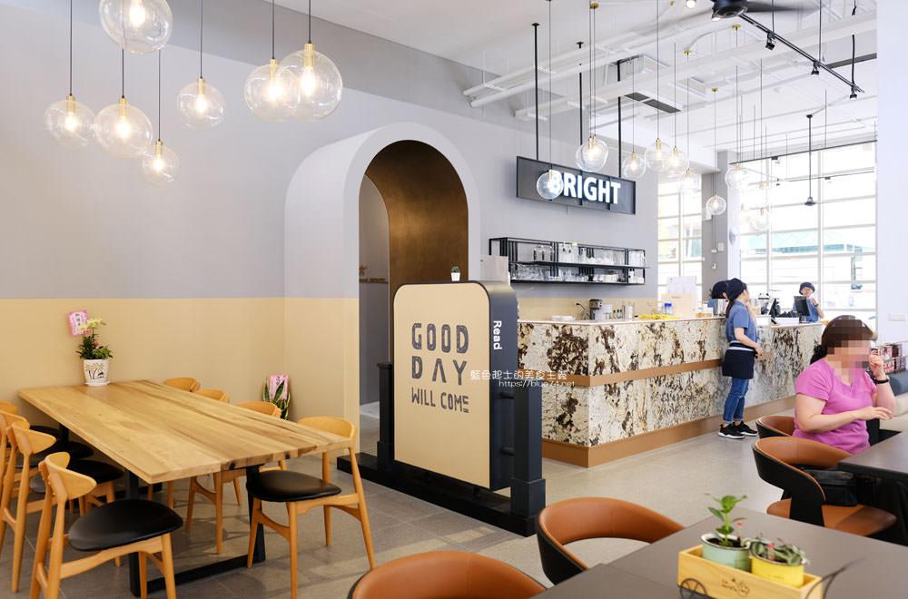 20190906160709 8 - 天亮了咖啡餐食館│陽光盒子新品牌,好拍明亮空間,多樣中式餐點、佐茶點心、咖啡三明治