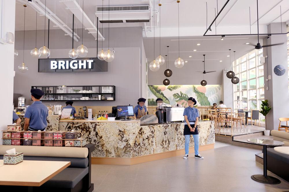 台中北屯│天亮了咖啡餐食館-陽光盒子新品牌,好拍明亮空間,多樣中式餐點、佐茶點心、咖啡三明治