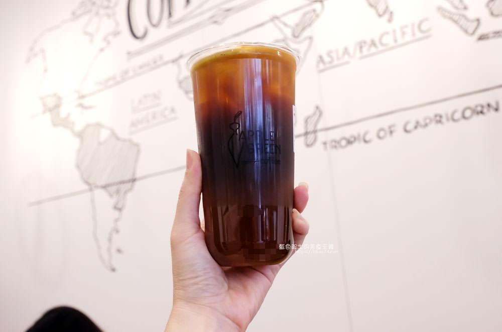 20190922012942 40 - 蘋果綠咖啡台中黎明門市-台中首間蘋果綠咖啡,白色系明亮空間,多那之新品牌