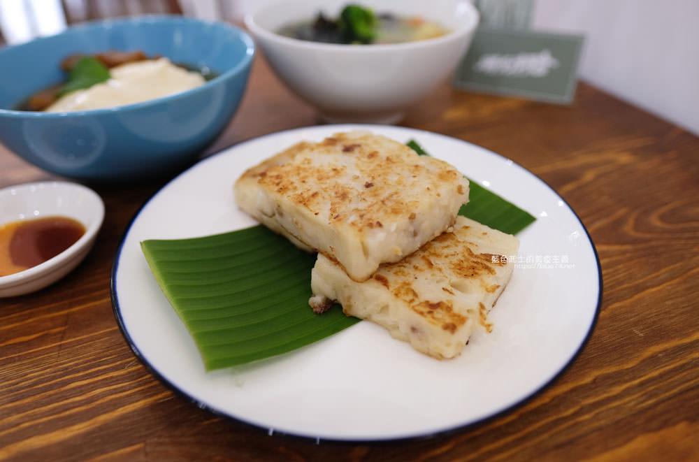 20190930165933 32 - 勝利粿食│像是咖啡館裡的用心手作台式蘿蔔糕和芋粿,還有古早味的豆花