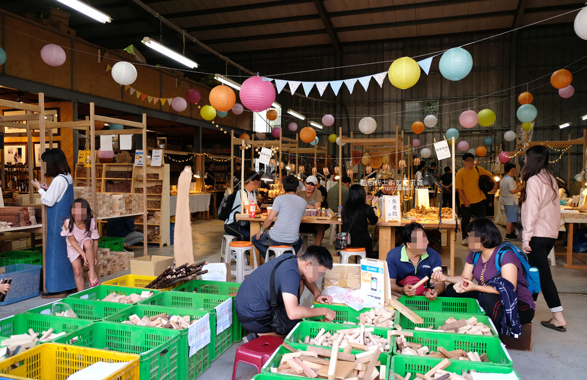 台中太平│木工市集MOKKO Market Taiwan-台中最神秘市集來囉,請直接導航萊富屋原木生活館