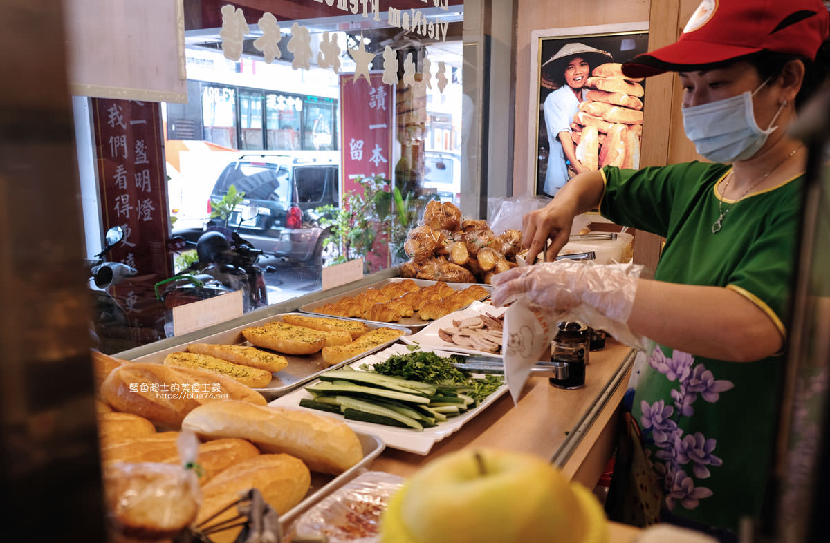 20191110133222 65 - 台中越南法國麵包工藝│推招牌綜合夾心麵包,口味多樣,每天出爐、批發零售