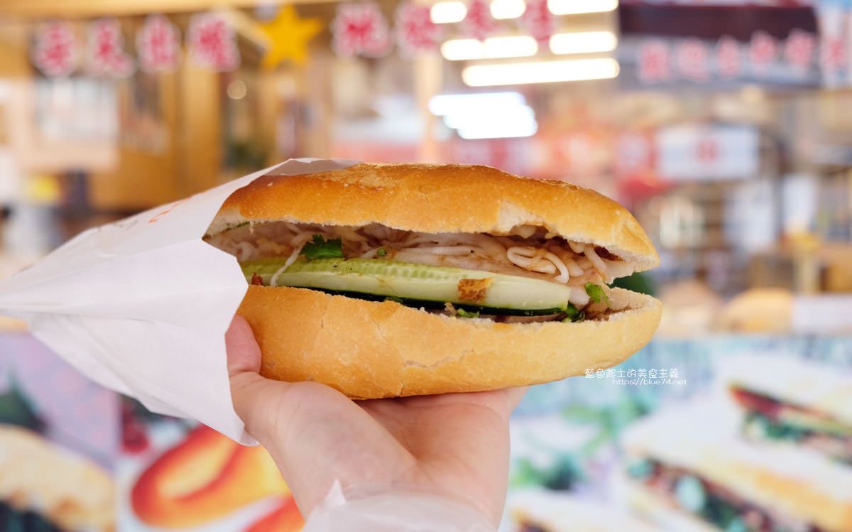 20191110133259 70 - 台中越南法國麵包工藝│推招牌綜合夾心麵包,口味多樣,每天出爐、批發零售