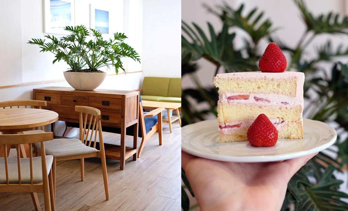 台中西區│天味咖啡道-藏身天味早餐裡的下午茶,一週只營業兩天,科博館週邊甜點咖啡廳